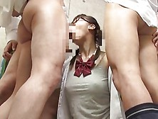 Jav Teen Curious About Boys Gets Multiple Facials