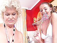 Insatiable Granny Wants To Fuck An Innocent Young Piece Of Ass
