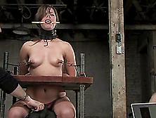Amateur Bi Babe Licks Female Agent After Casting