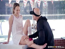 Seducing Brunette Lily Love In Amazing Sport Xxx Video