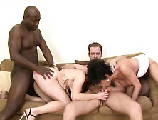 English Amateur Gangbang Party In A Swingers Club