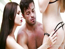 Sasha Rose Ffm Threesome Porn