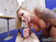 Anal Close Up Dominant Milf Gets A Creampie After Anal