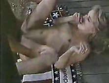 Joey Silvera And Tammi Ann Do The Nasty On Their Front Porch