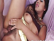 Laurie Vargas Is A Hot Latina Who Loves To Get A Huge Cock Deep