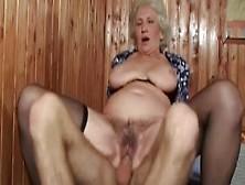 Granny norma calls dr chocolate - 5 1